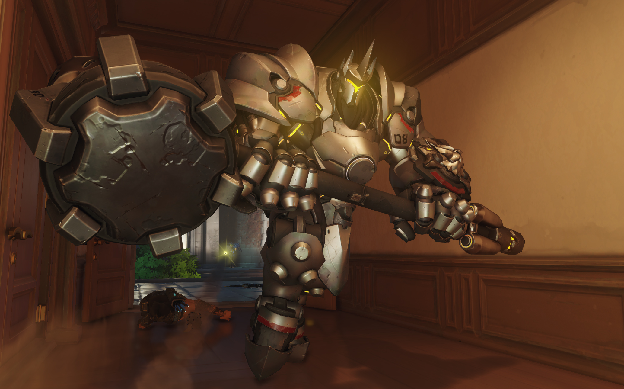how tall is reinhardt overwatch how tall is